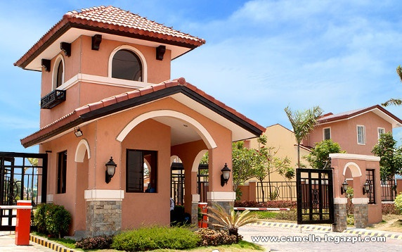 Camella Legazpi Amenities - House for Sale in Legazpi City Philippines