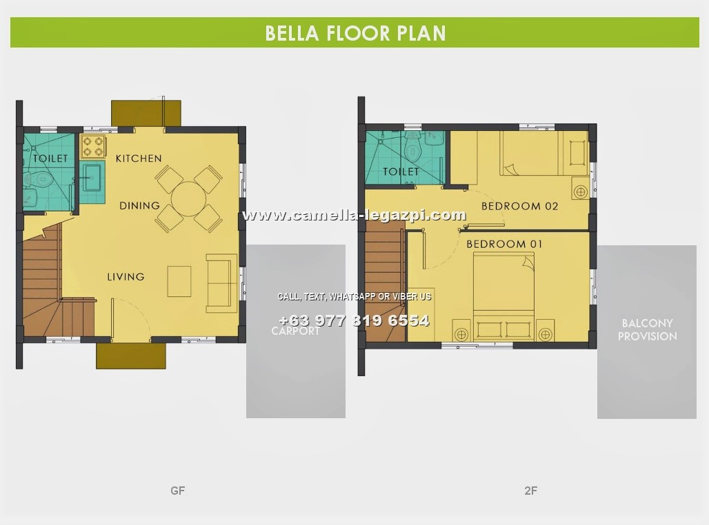 Bella  House for Sale in Legazpi City