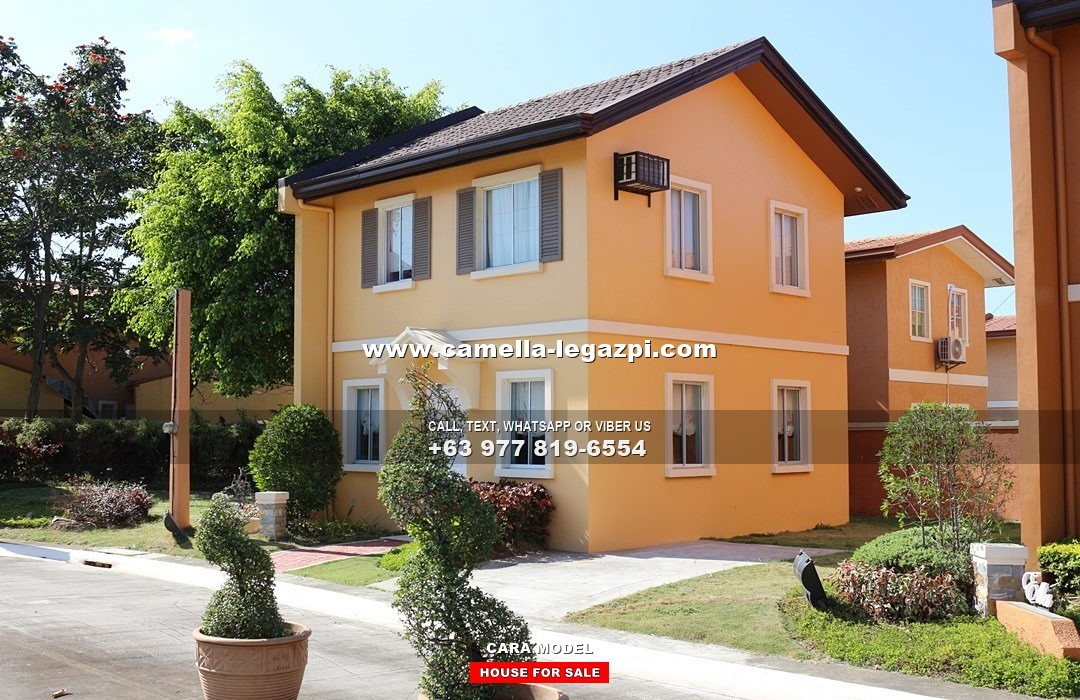 Cara House for Sale in Legazpi City