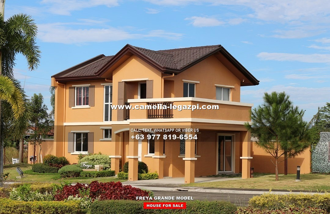 Freya House for Sale in Legazpi City