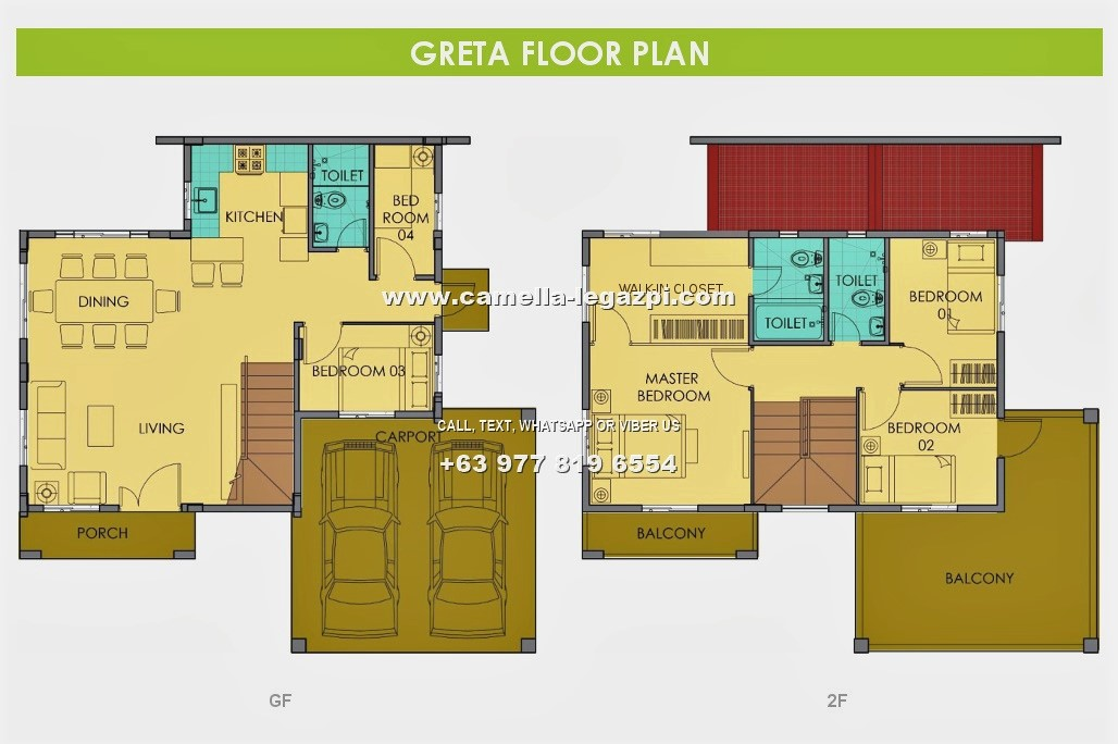 Greta  House for Sale in Legazpi City
