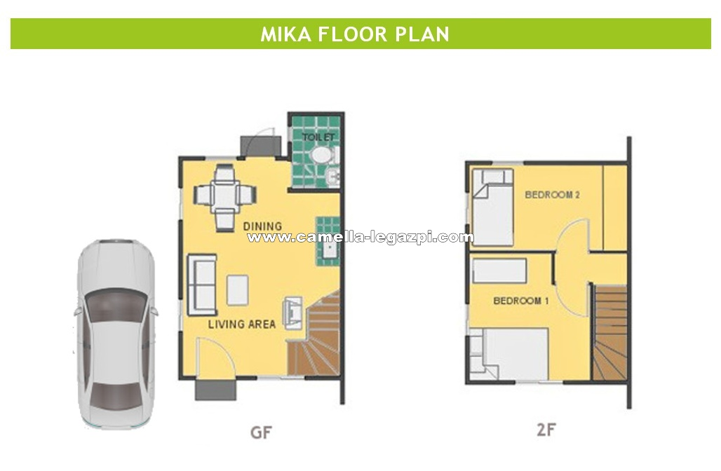 Mika  House for Sale in Legazpi City