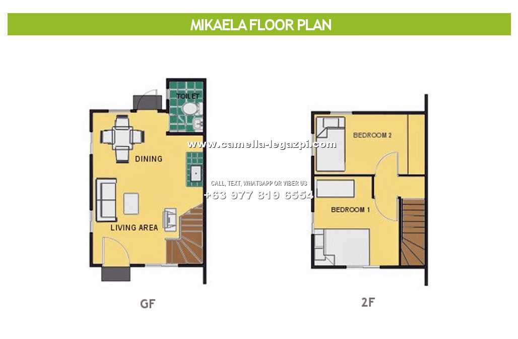 Mikaela  House for Sale in Legazpi City