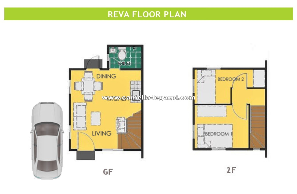 Reva  House for Sale in Legazpi City