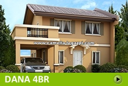 Dana House and Lot for Sale in Legazpi City Philippines