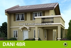 Dani House and Lot for Sale in Legazpi City Philippines