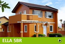 Ella House and Lot for Sale in Legazpi City Philippines