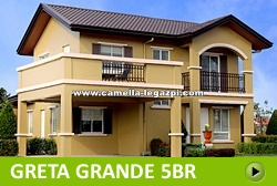 Greta House and Lot for Sale in Legazpi City Philippines