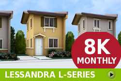 Lessandra Affordable Houses in Camella Legazpi